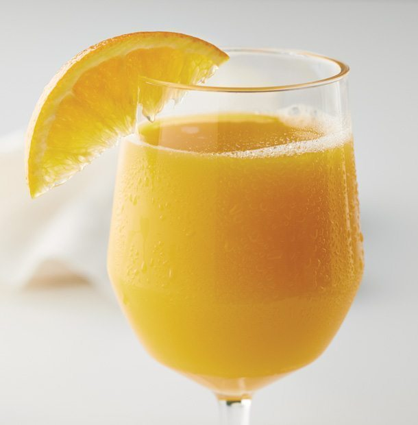 Fresh Pressed Orange Juice