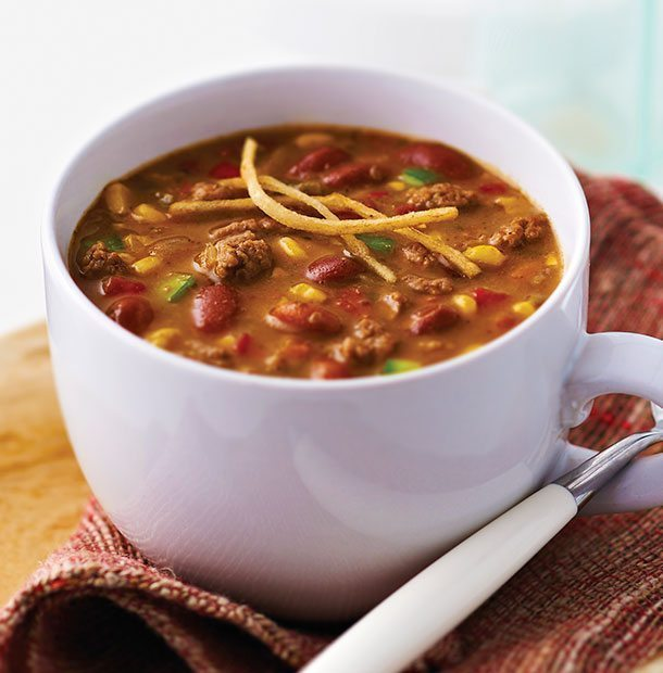 Chipotle-Ranch Chili